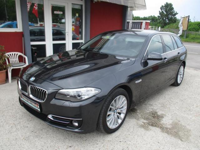 BMW rad 5 Touring 520d Luxury 190k A/T (F11 mod.13)