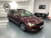 Škoda Superb Combi 2.0 TDi Laurin&Klement
