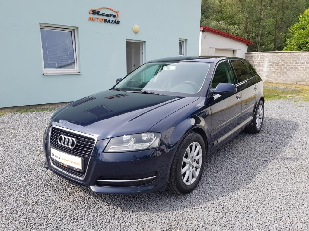 Audi A3 Sportback 1.6 TDI 105k DPF Attraction