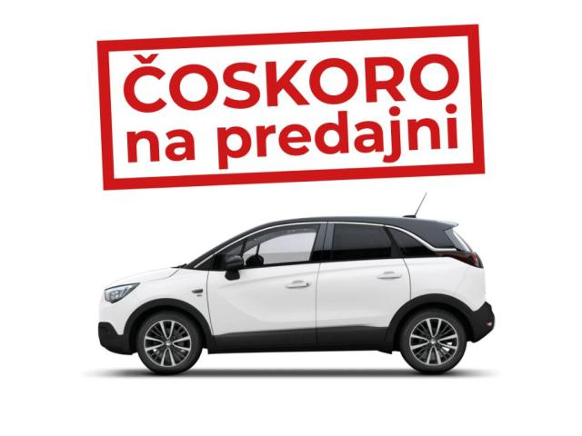 Opel Crossland X 1.2 Turbo S&S Smile