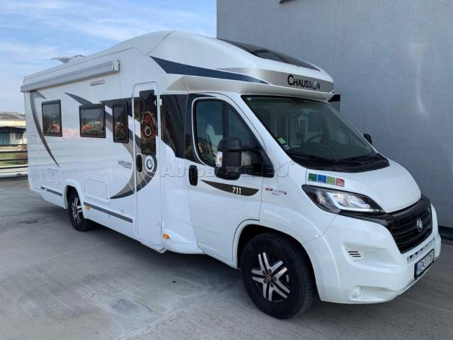 Chausson Chausson Travel 711 4 miestny 2018