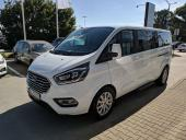 Ford TOURNEO CUSTOM 2.0 TDCi Frozen White
