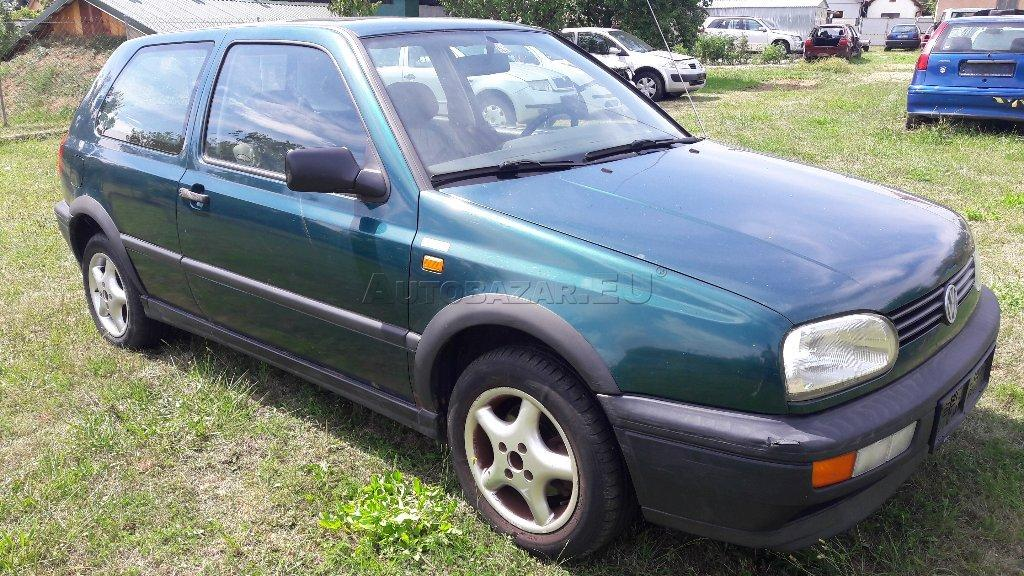 Volkswagen Golf III 1.9 TDI GL 66 KW - 90 PS