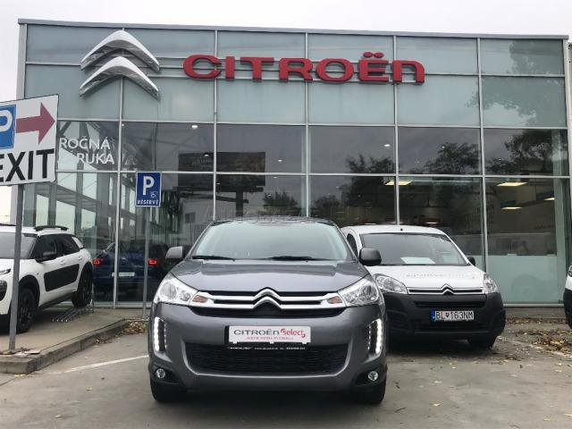 Citroen C4 Aircross 1.8 HDi 2WD Seduction