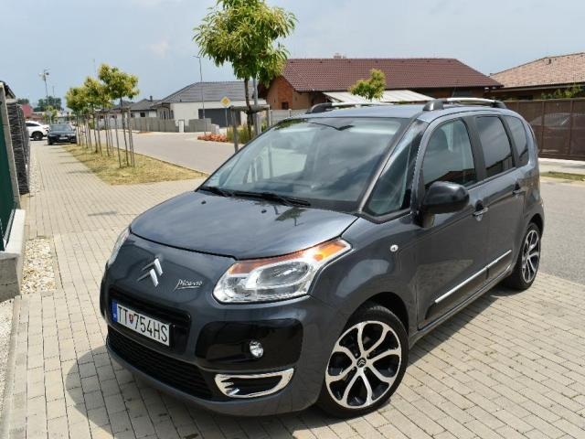 Citroen C3 Picasso 1.6 HDI  Exlusive  92  PS