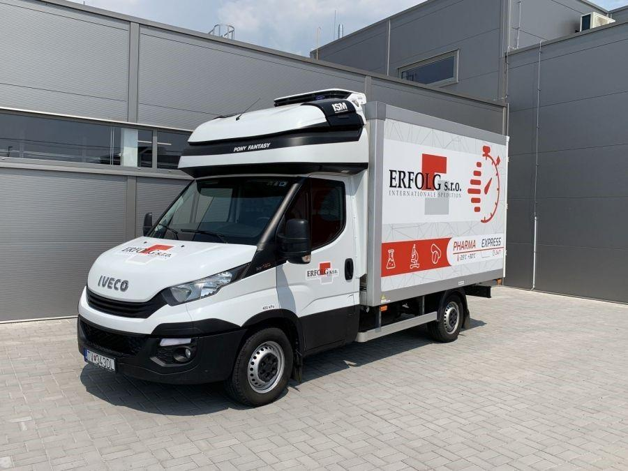 IVECO Daily 35S18 3,0d