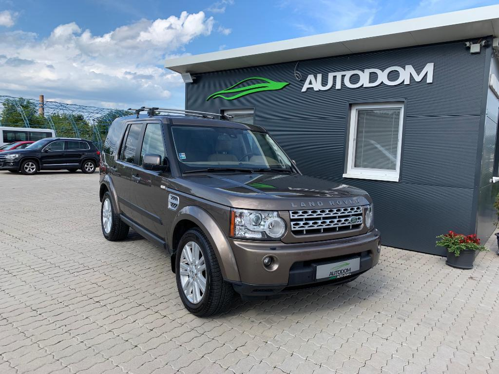 Land Rover Discovery 3.0 TDV6 HSE A/T
