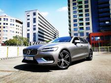 Volvo V60 II D4 Inscription Geartronic, 140kW, A8, 5d.