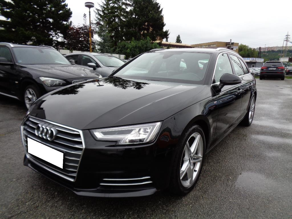 Audi A4 Avant 2.0 TDI 150k S LINE Manager