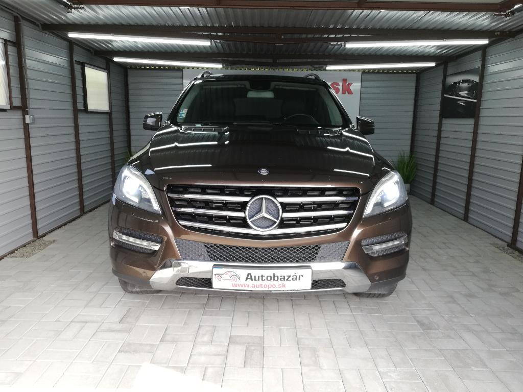 Mercedes-Benz M trieda 250 BlueTEC 4matic