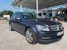 Mercedes C trieda T 220 CDI BlueEfficiency Avantgarde