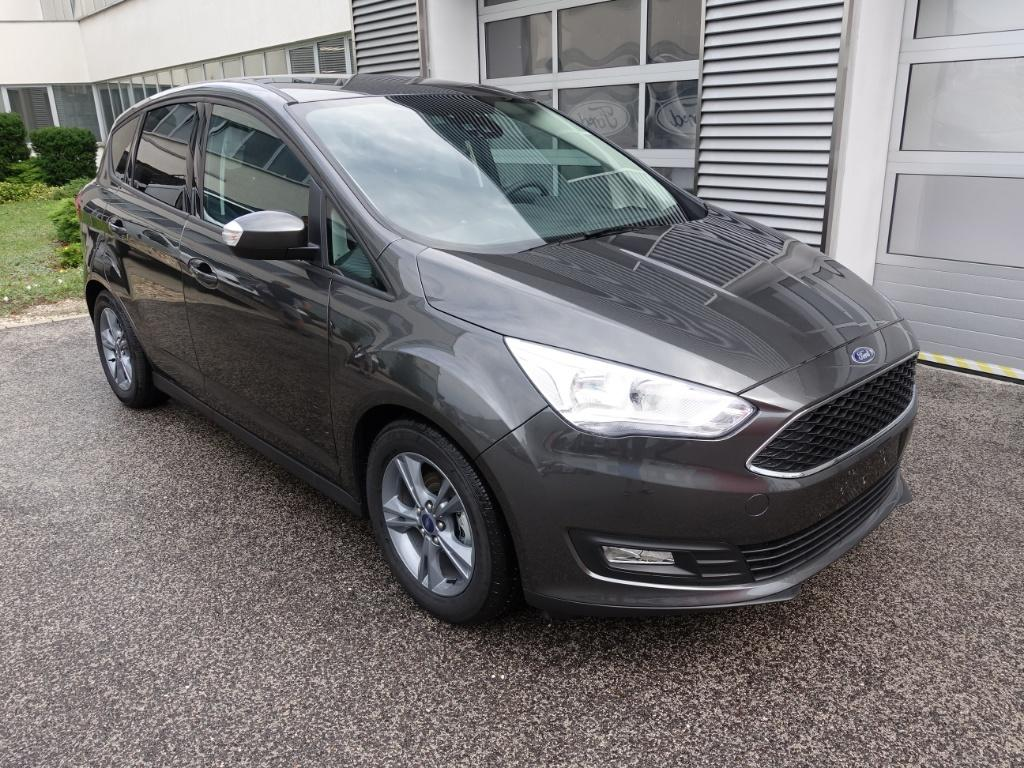 Ford C-Max 1.5 TDCi Duratorq 120k Family Edition Plus, 88kW, M6, 5d.