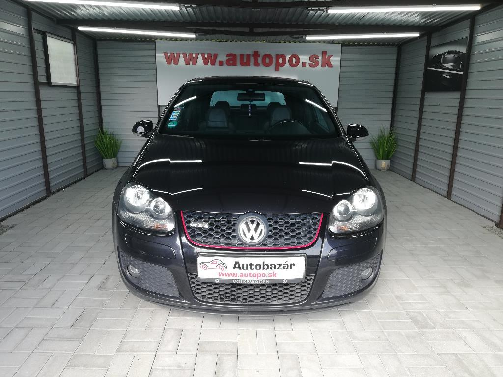 Volkswagen Golf 2.0 FSI GTI Turbo DSG
