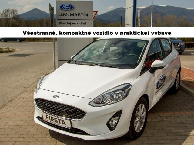 Ford Fiesta 1.0 EcoBoost Business, 74kW, M6, 5d.
