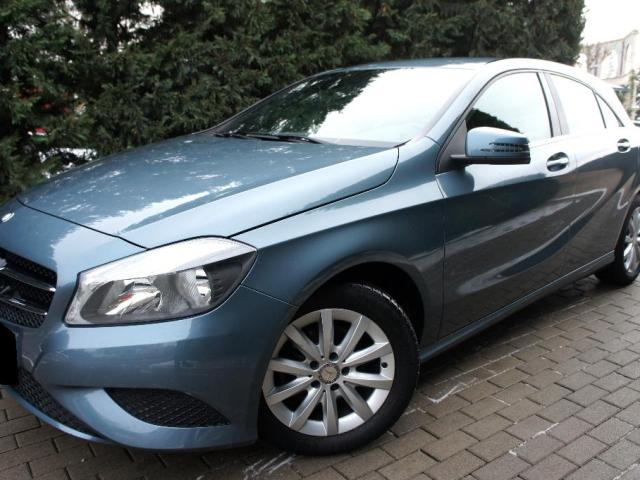 Mercedes-Benz A trieda 180 CDI BlueEFFICIENCY