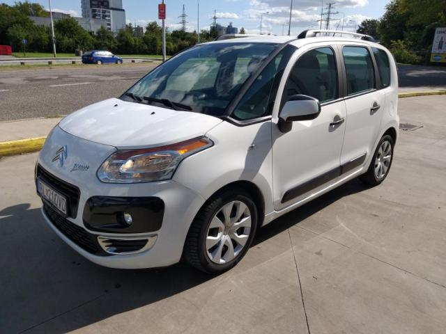 Citroen C3 Picasso 1.4 VTi EU4 Seduction