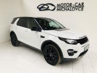 LAND ROVER Discovery Sport 2,2 TD4 AT, HSE LUXURY