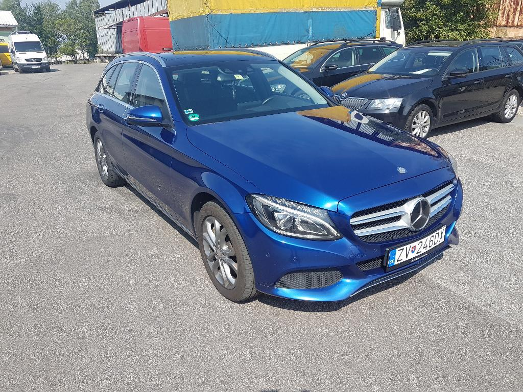 Mercedes-Benz C trieda Kombi 250 BlueTEC 4matic
