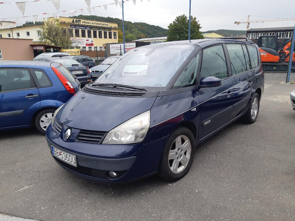 Renault Espace IV 2.2 dCi Expression