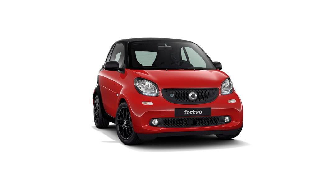 MERCEDES-BENZ smart fortwo kupé ed
