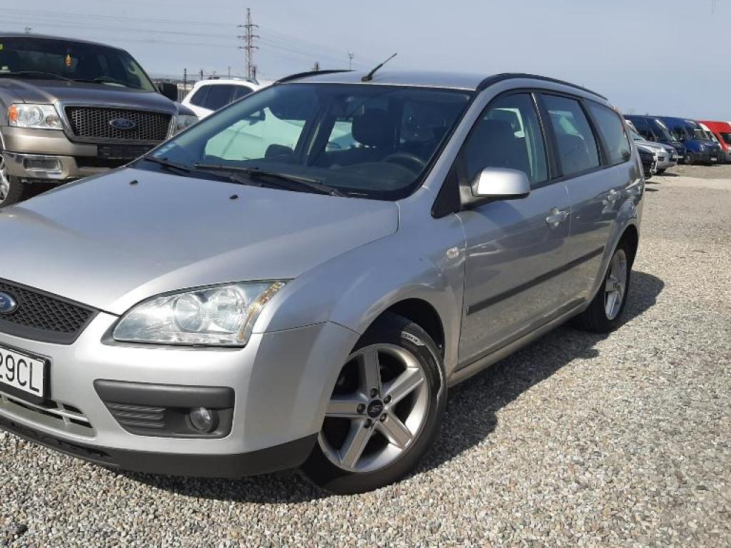 Ford Focus Combi 1.6 TDCi Collection