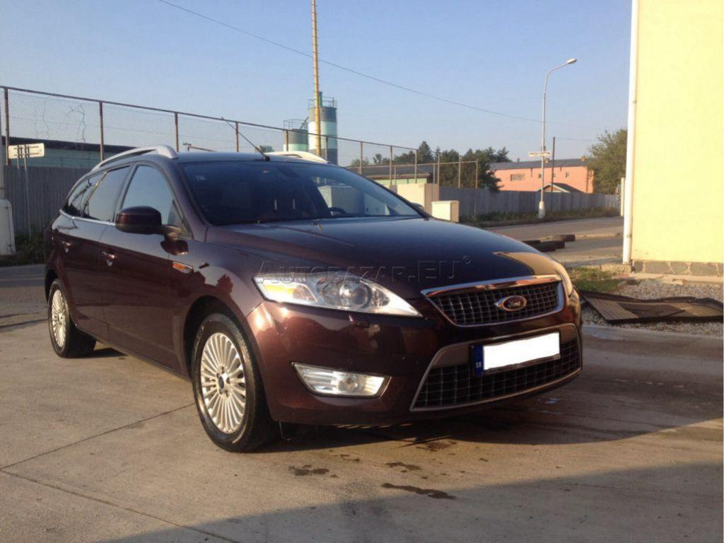 Ford Mondeo Combi 2.0 TDCi 115PS Individual