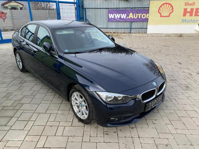 BMW rad 3 318d Advantage A/T (F30 mod.15)