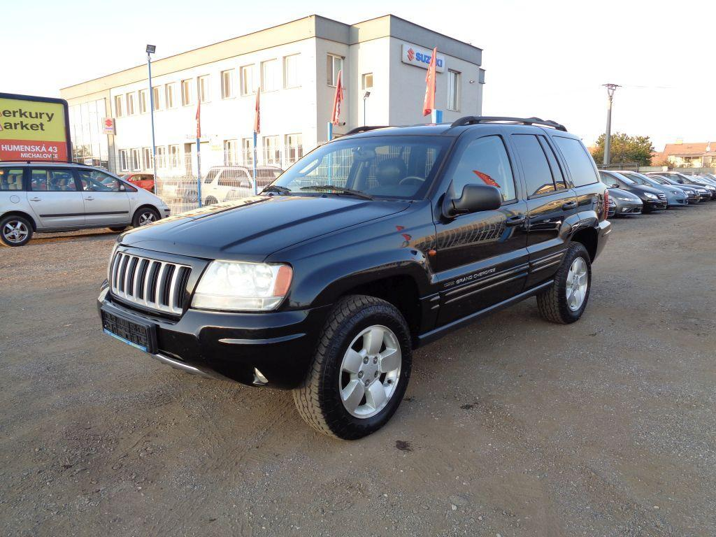 Jeep Grand Cherokee 2.7 CRD Limited