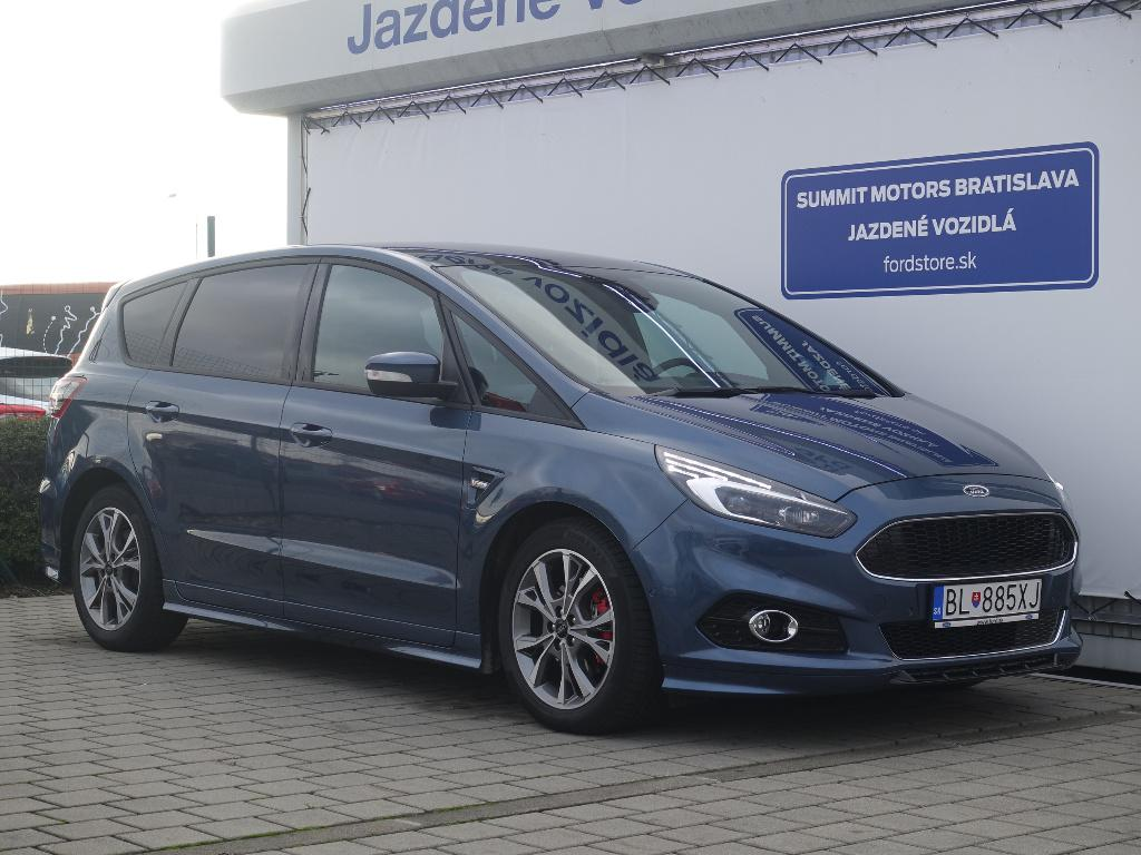 Ford S-Max 2.0 TDCi EcoBlue twin-turbo ST Line A/T, 176kW, A8, 5d.