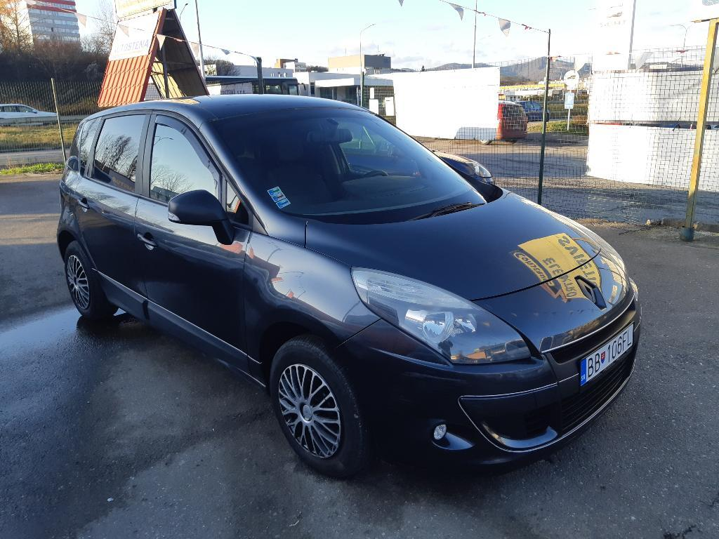 Renault Scénic III 1.5 dCi Authentique