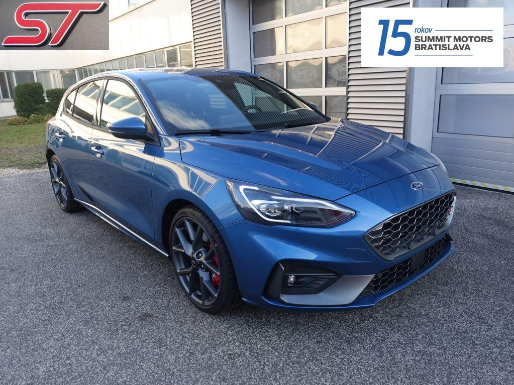Ford Focus 2.3 EcoBoost ST 3, 206kW, M6, 5d.