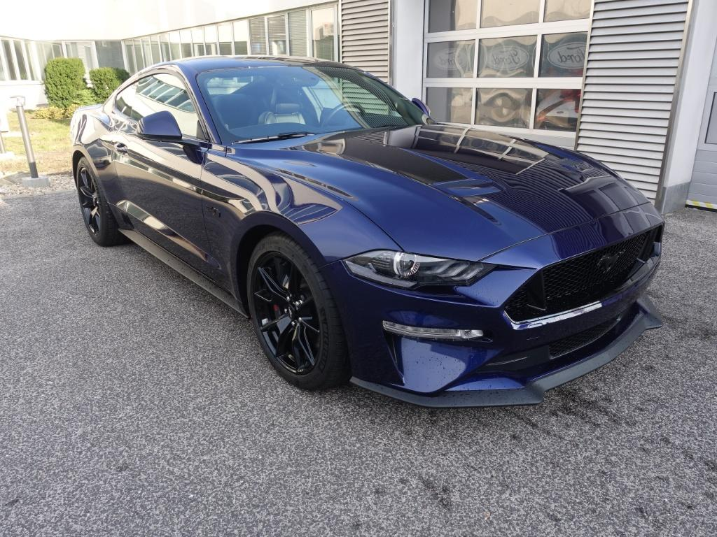 Ford Mustang 5.0 Ti-VCT V8 55th Edition, 324kW, A10, 2d.