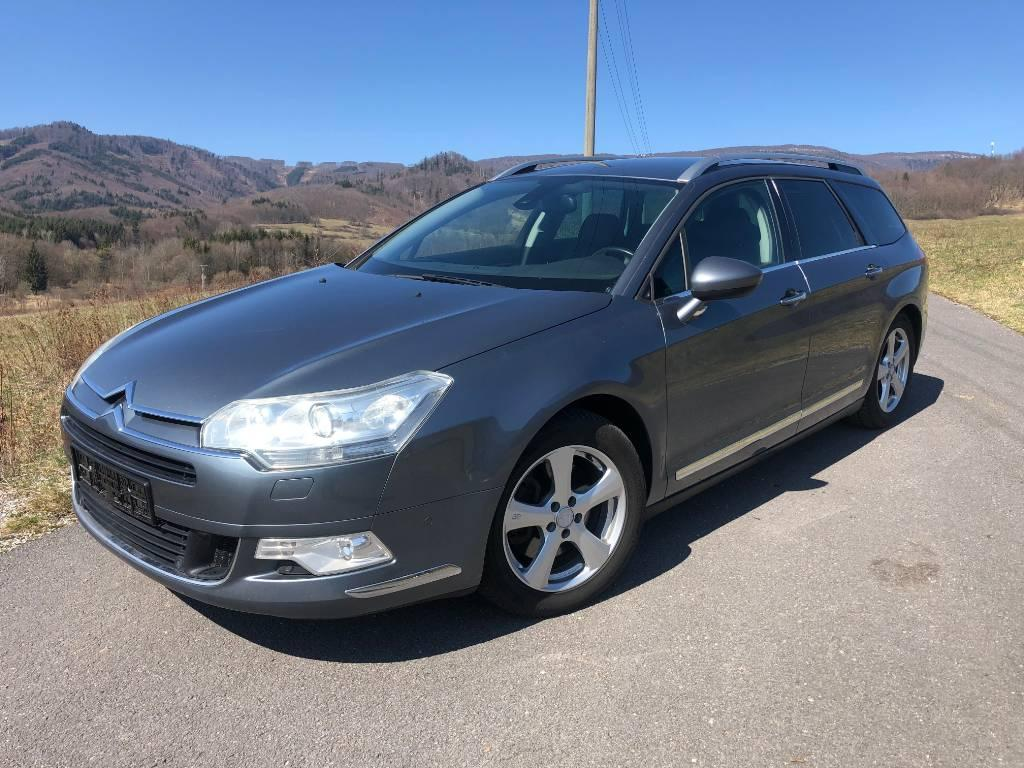 Citroën C5 Tourer 2,7 HDi V6 24V FAP Exclusive A/T