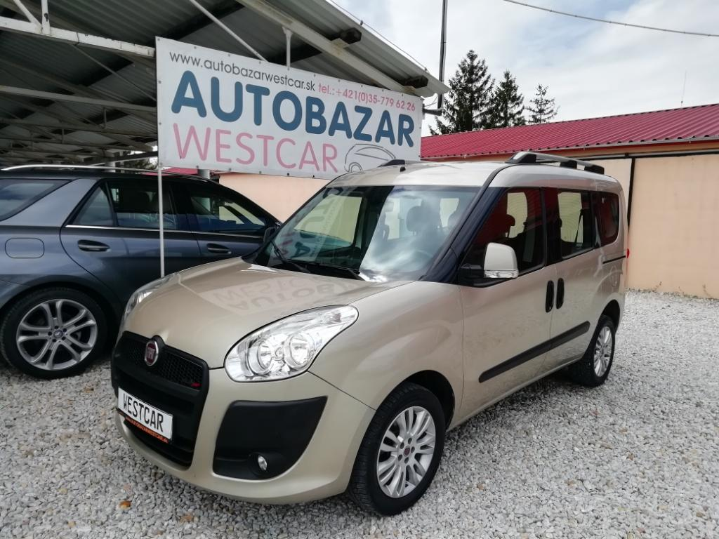Fiat Dobló Panorama 1.3 MultiJet Emotion, 66kW, M5, 5d.