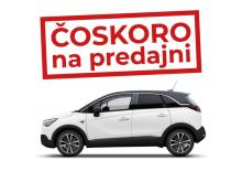 Opel Crossland X 1.2 TURBO 130k S&S Enjoy AT6