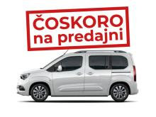 Opel Combo Life 1.2 Turbo 130k Innovation XL AT8