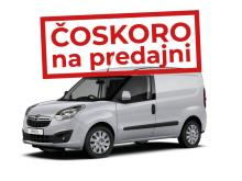 Opel Combo Crew Van L2H1 increased 1,5 Diesel 130k