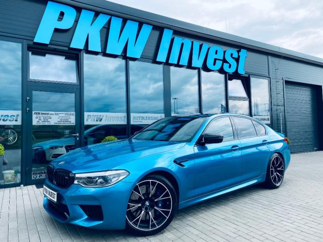 BMW M5 Competition Individual Carbon edition