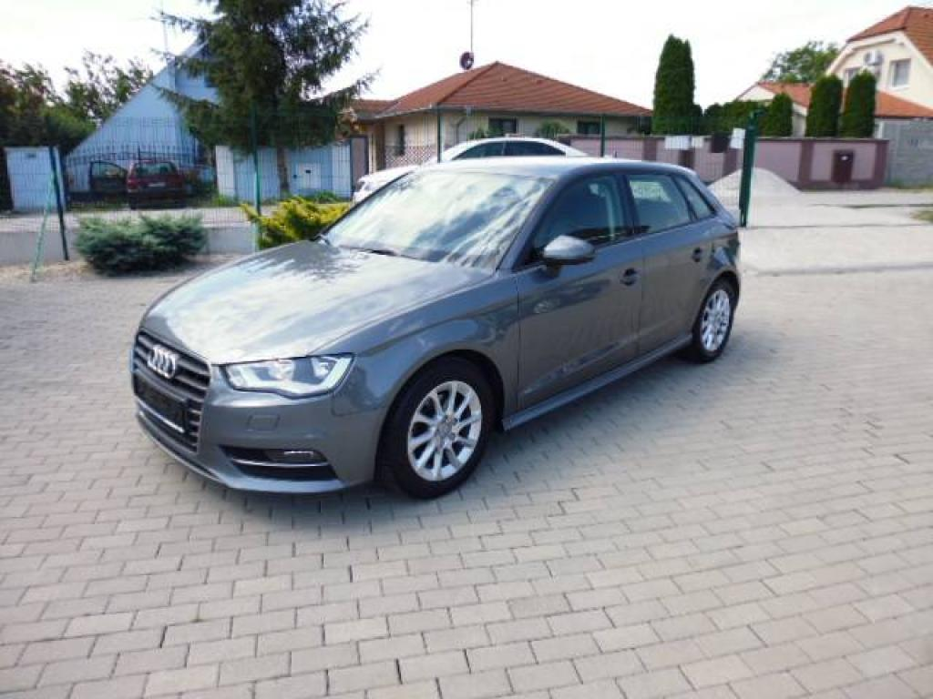 Audi A3 Sportback 1.6 TDI ultra 110k DPF Attraction