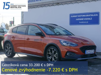 Ford Focus 1.5 EcoBoost Active A/T