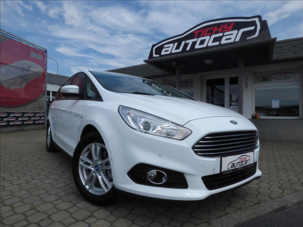 Ford S-MAX 2, 0 TDCi, model 2016, park.asist., Navigace, Ford s