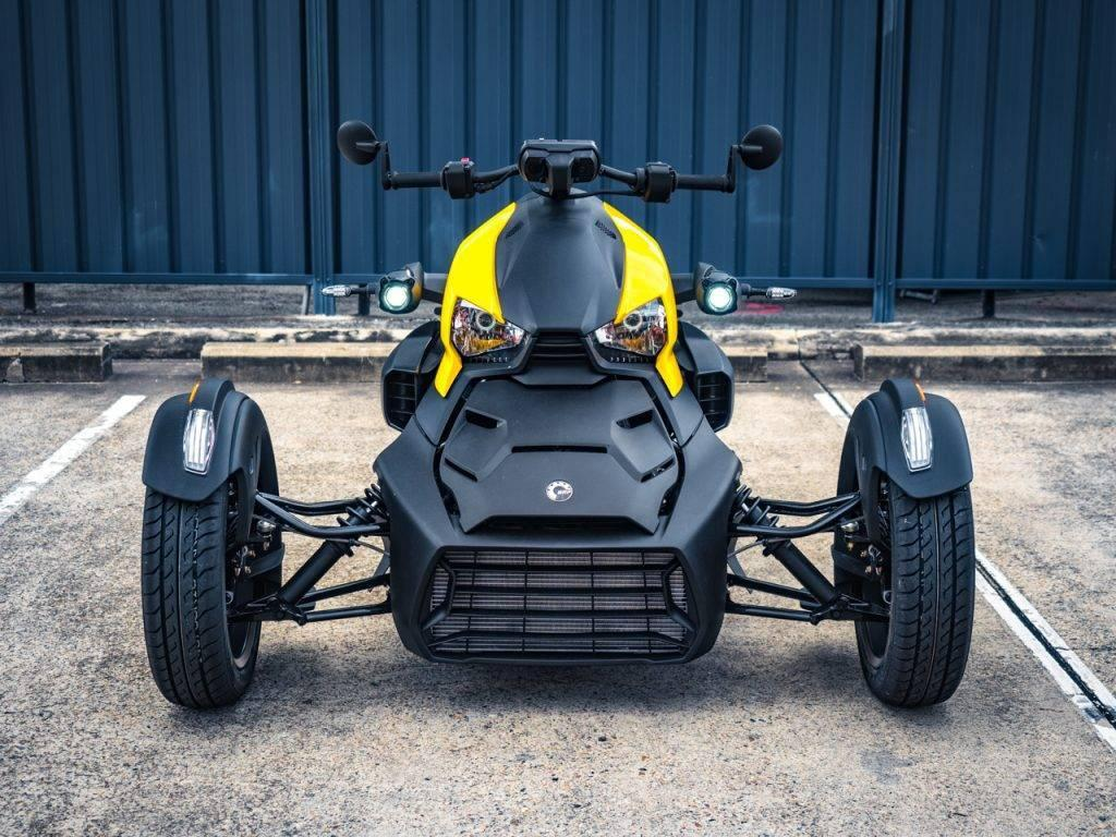 Can-Am Can Am Ryker 900 Rally Limited Edition