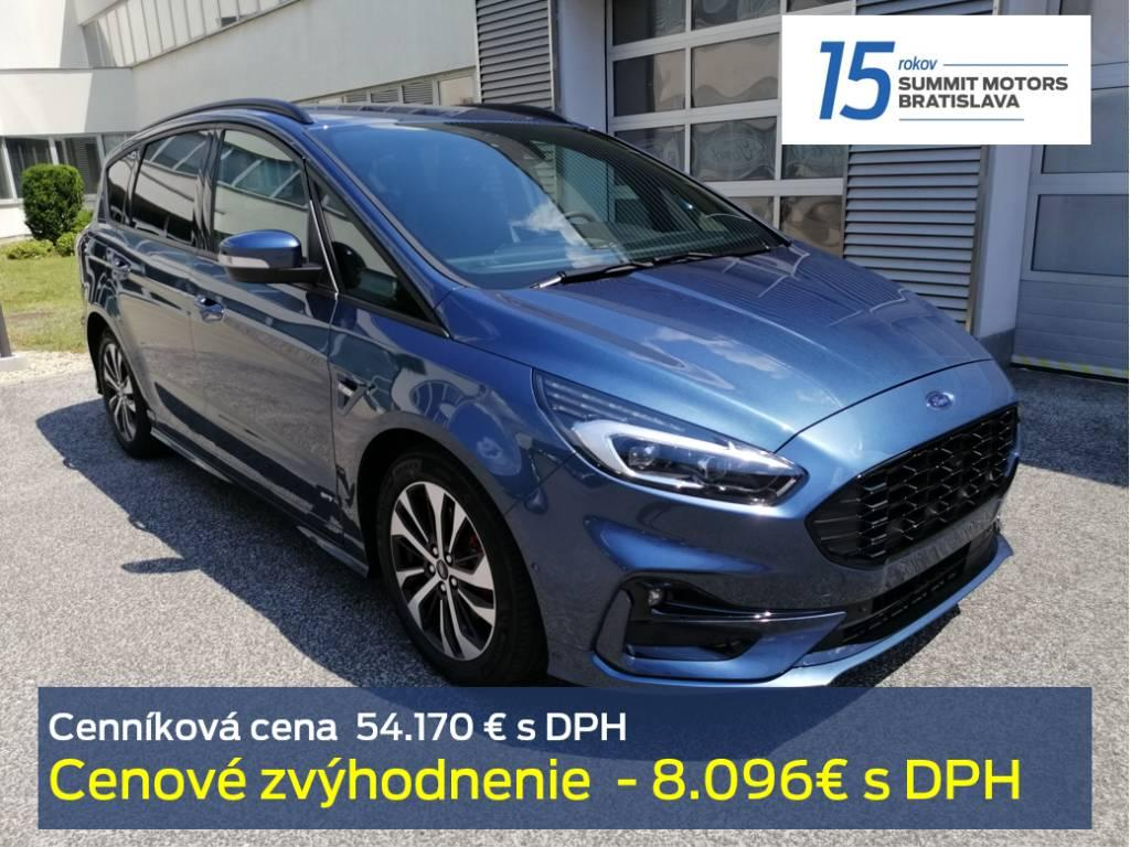Ford S-Max 2.0 TDCi EcoBlue 190 ST-Line A/T AWD