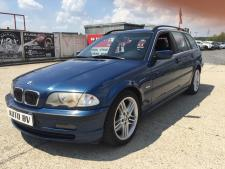 BMW Rad 3 Touring 330 dT A/T