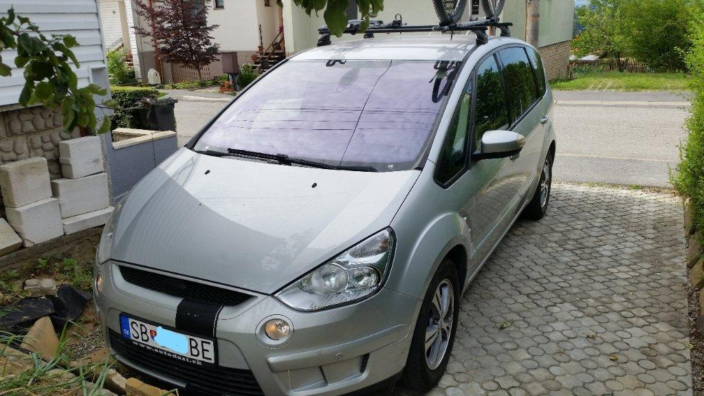Ford S-max 1,8 TDCi