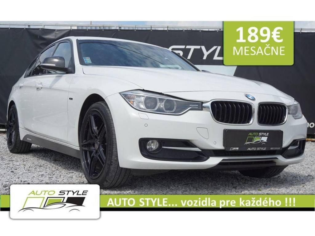 BMW Rad 3 320d xDrive A/T
