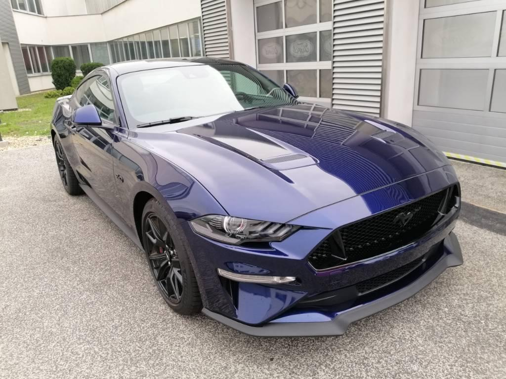 Ford Mustang 5.0 Ti-VCT V8 55th Edition