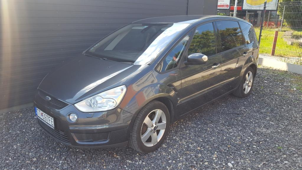 Ford S-Max 2.2 TDCI DPF BUISINESS