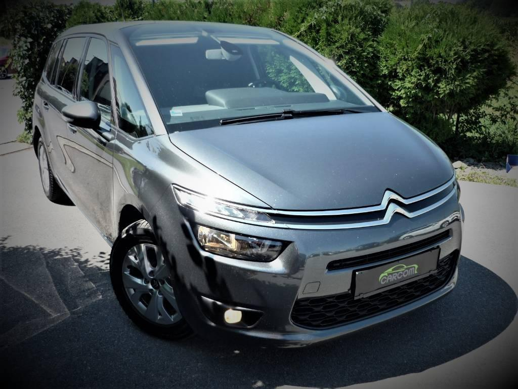Citroën C4 Grand Picasso BlueHDi 120 S&S Best Collection EAT6