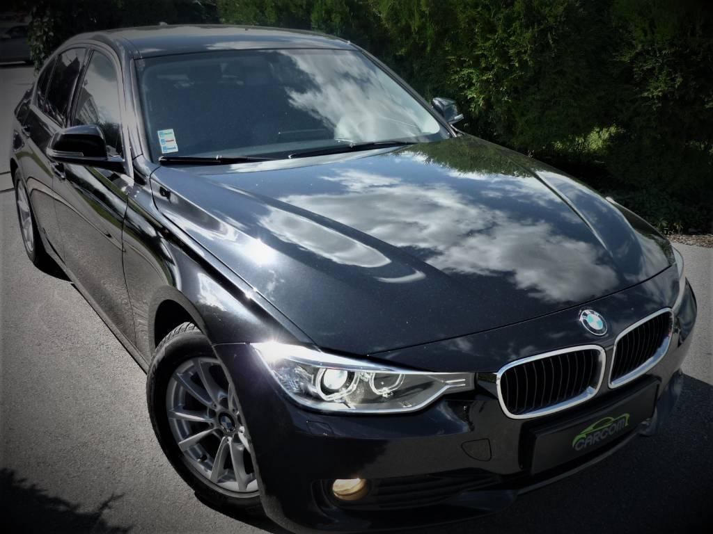 BMW Rad 3 320d EfficientDynamics Edition